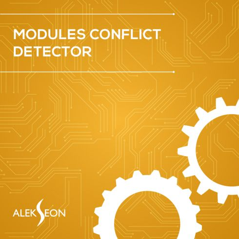 Modules Conflict Detector