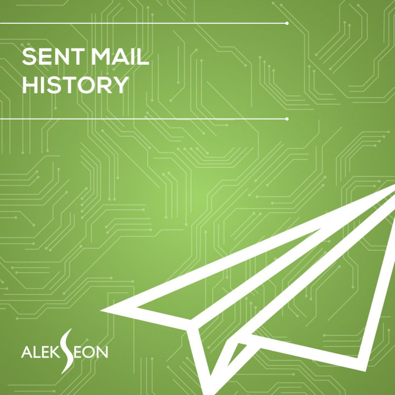 Sent Mail History