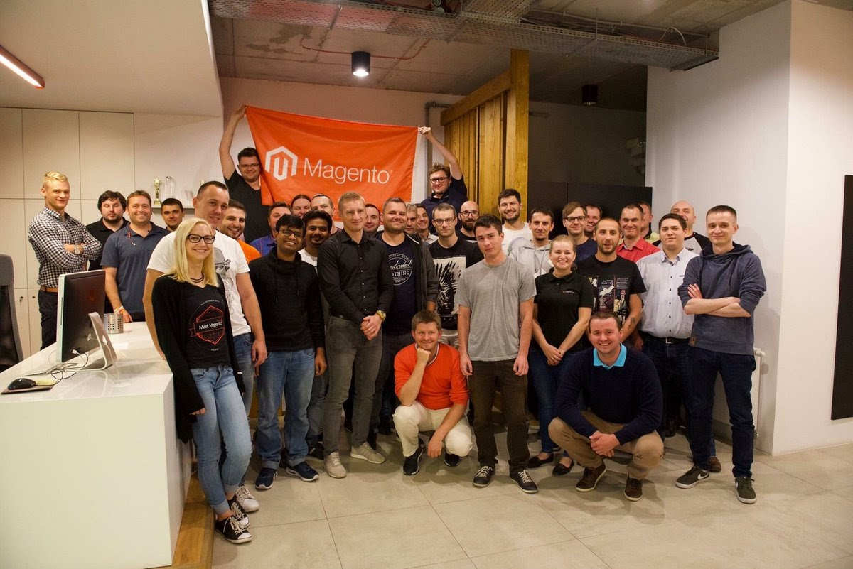 Meet Magento Poland 2017 - Relation